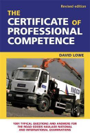 Certificate of Professional Competence