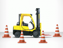 Forklift Truck Instructor